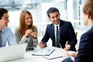 build executive presence